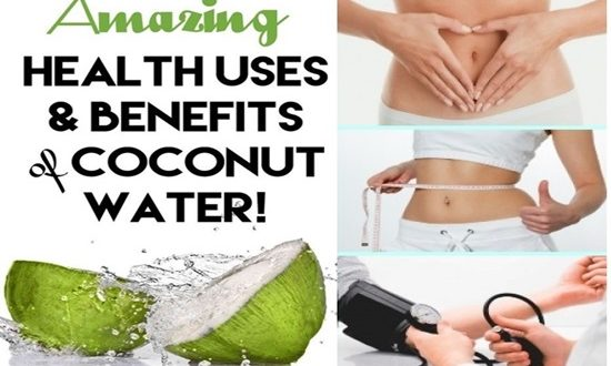 6 Amazing Health Benefits of Coconut Water