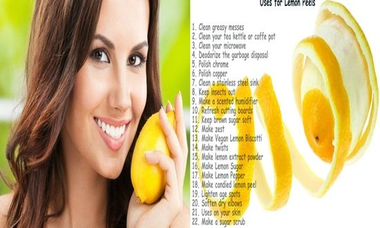 6 Smart Uses for Lemon Peels