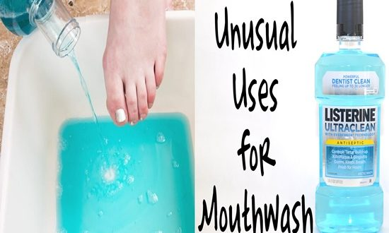 6 Surprising Uses For Mouthwash