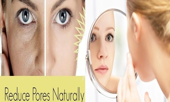 6 Tips To Shrink Your Pores Naturally