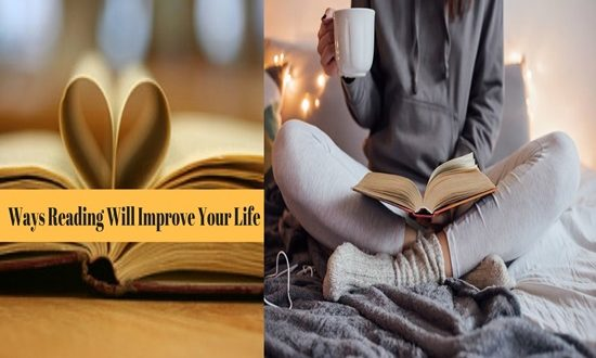 6 Ways Reading Will Improve Your Life