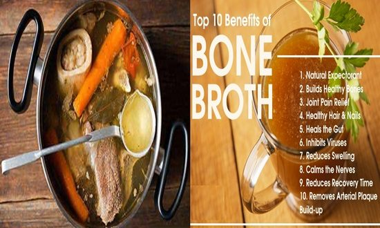 7 Incredible Benefits of Bone Broth