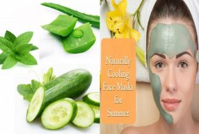 3 Natural Cooling Face Masks To Treat Summer Skin Problems