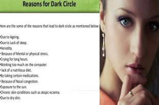 6 Shocking Reasons Behind Dark Circles
