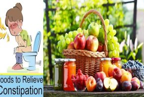 6 Natural Foods That Relieve Constipation