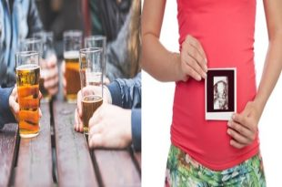 Introduction to alcohol before birth may increase drinking habits in teenagers