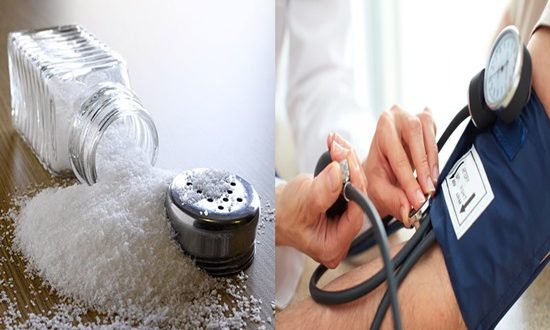 Low-sodium eating regimen won't bring down blood pressure