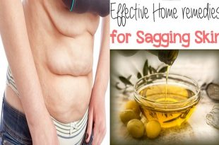 4 Wonderful Home Remedies For Sagging Skin