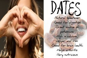 7 Reasons Why You Should Eat Dates