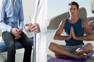 Benefits of yoga for symptoms of prostate cancer treatment