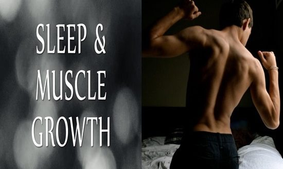 How Good Sleep Can Make You Fitter and More Muscly.