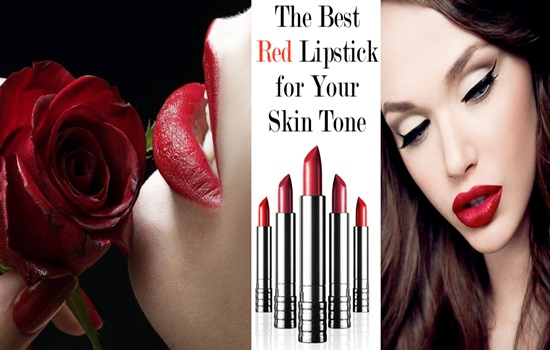 How to Choose the Best Red Lipstick for Your Skin Tone.