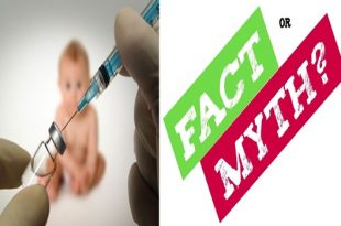 5 Myths About Vaccines You Need To Know