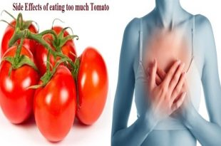 5 Side Effects of Eating Too Many Tomatoes