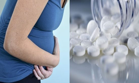 Danger of pre-eclampsia in pregnant ladies decreased by aspirin