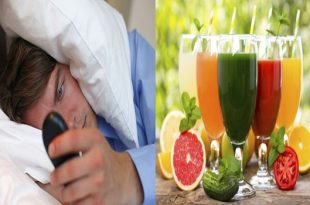 Top 6 Foods To Combat Fatigue