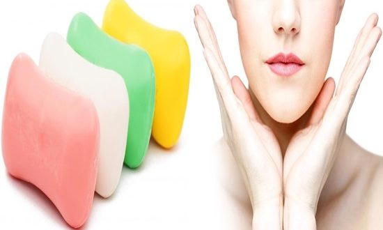 Wettability of skin can be adjusted by an ingredient in soap
