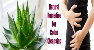 4 Great Natural Remedies For Colon Cleansing