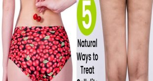 5 Foods That Reduce Cellulite