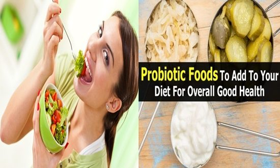 5 Probiotic Foods To Add To Your Diet