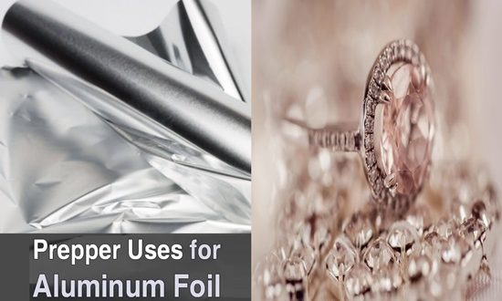 6 Surprising Ways To Use Aluminum Foil You Don't Want To Miss