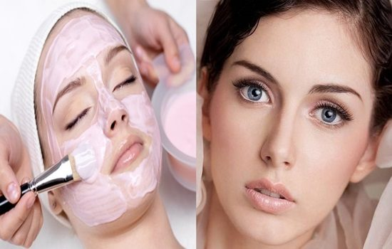 Top 4 Facial Masks For Dry Skin