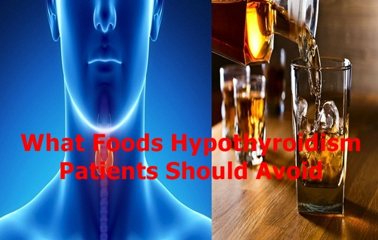 Foods Hypothyroidism Patients Should Avoid