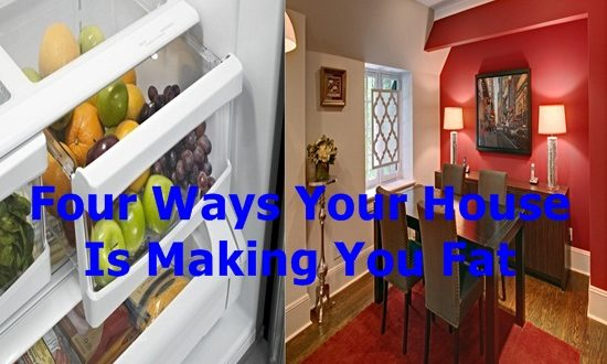 Ways Your House Is Making You Fat