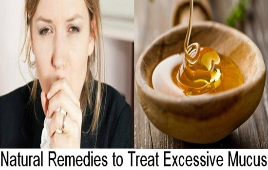 5 Easy and Natural Remedies to Treat Excessive Mucus