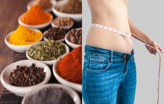 Spices for Fast and Healthy Weight-Loss