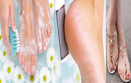 Incredibly Simple Treatments for Your Dry or Cracked feet