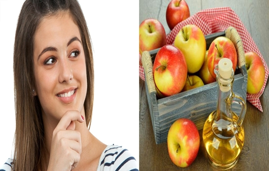Using apple cider vinegar for weight loss..True False Good Bad