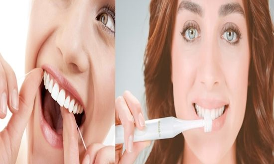 Wrong habits that lead to transferring the bacteria to your mouth