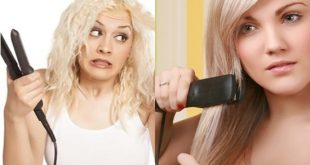 Mistakes to avoid while ironing your hair