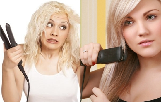 8 Mistakes to avoid while ironing your hair