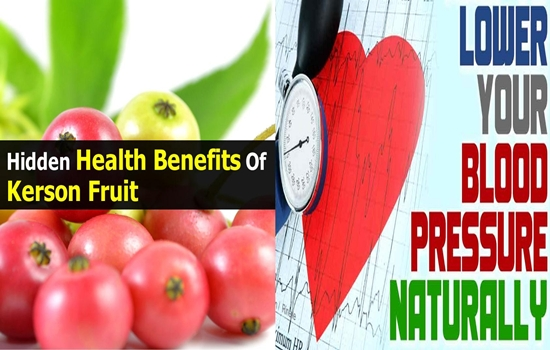 Benefits of Kerson Fruit