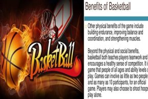 After Learning about These 7 Benefits of Playing Basketball You will Be Playing it