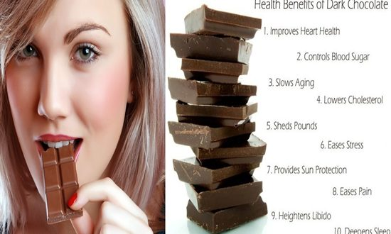 Health Benefits Will Happen Once You Eat Dark Chocolate