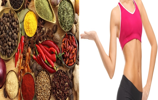 Popular Spices with a Different Concept