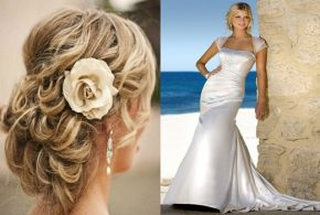 4 Wedding Hairstyles At Home