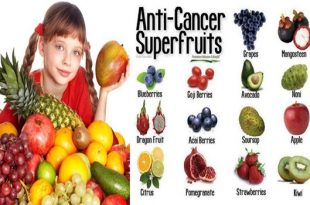 5 Cancer-Fighting Superfruits