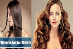 5 Essential Vitamins for Hair Growth