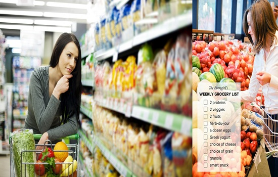 5 tips for a healthy food list