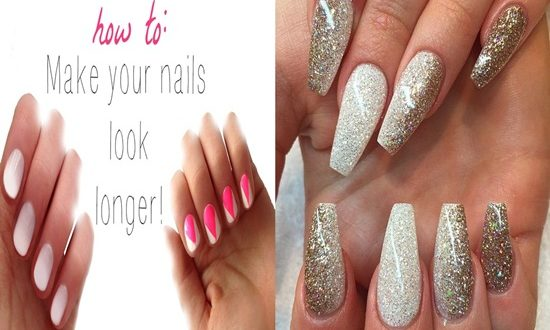 Apply these secret techniques to make Your Finger nails Look longer