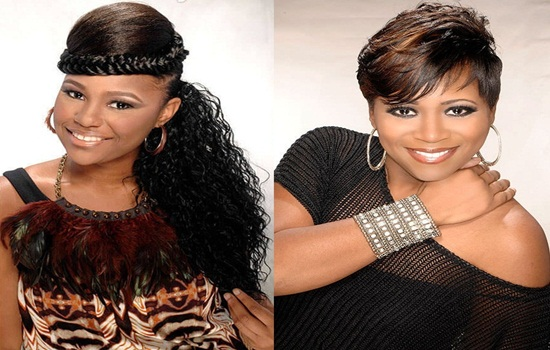 Easy ways to style black hair