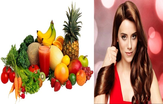 Healthy Foods for Faster Hair Growing