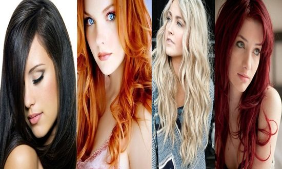 How to choose the Best Hair Color For Your Skin