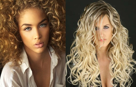 Simple and Easy Styles for Curly Hair