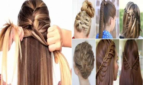 The easiest ways to style your hair at home