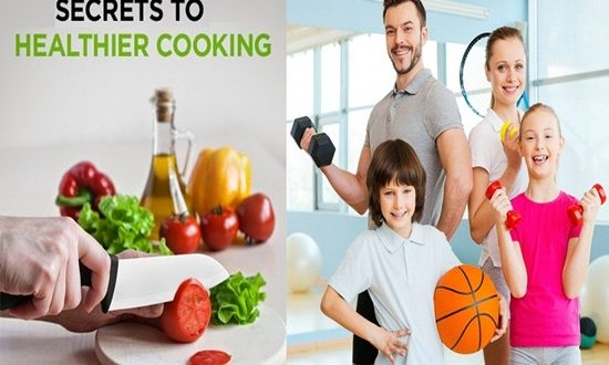 The secrets of healthy cooking